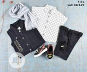 4sets Gucci Wears for Boys | Children's Clothing for sale in Lagos State, Lekki Phase 1