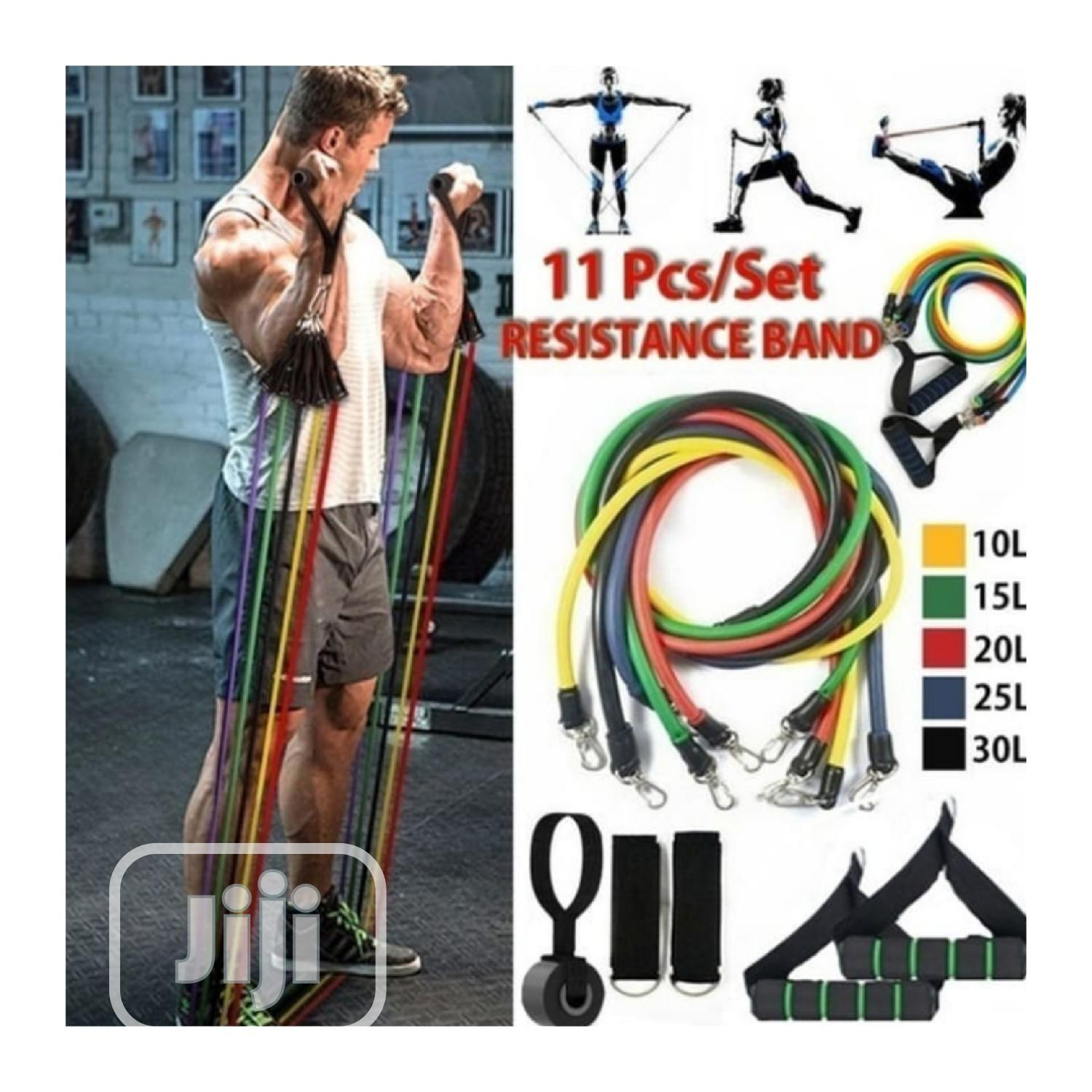 Quality Resistance Band 11in 1