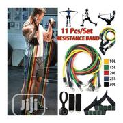 Quality Resistance Band 11in 1 | Sports Equipment for sale in Lagos State, Amuwo-Odofin