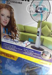 """Dura Volt 18"""" Rechargable Fan   Home Appliances for sale in Lagos State, Alimosho"""