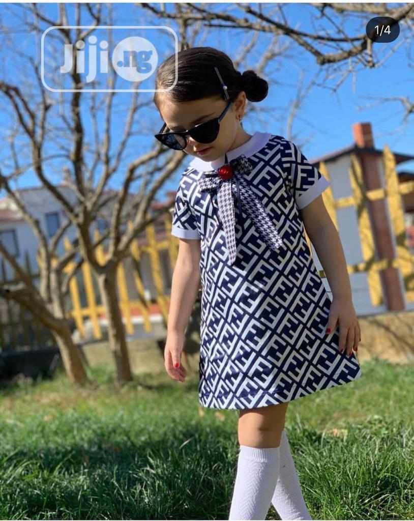 Fendi Dress for Girls