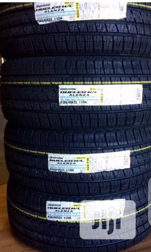Bridgestone,Far Road Tyre for Jepps ( 285/45r22 | Vehicle Parts & Accessories for sale in Lagos State, Lagos Island (Eko)