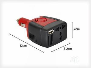 150W Power Direct Car Inverter Plug | Solar Energy for sale in Lagos State, Ilupeju