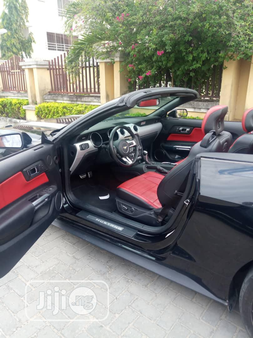 Ford Mustang 2016 Black | Cars for sale in Lekki, Lagos State, Nigeria