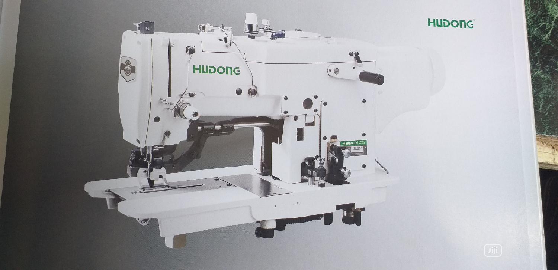 Industrial Bottonhole Machine | Manufacturing Equipment for sale in Ikorodu, Lagos State, Nigeria