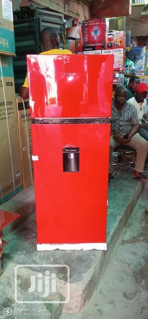 Hisense Fridge With Dispenser Tap