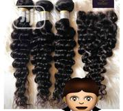Original Human Hair, Not Fiber or Blend | Hair Beauty for sale in Lagos State, Alimosho
