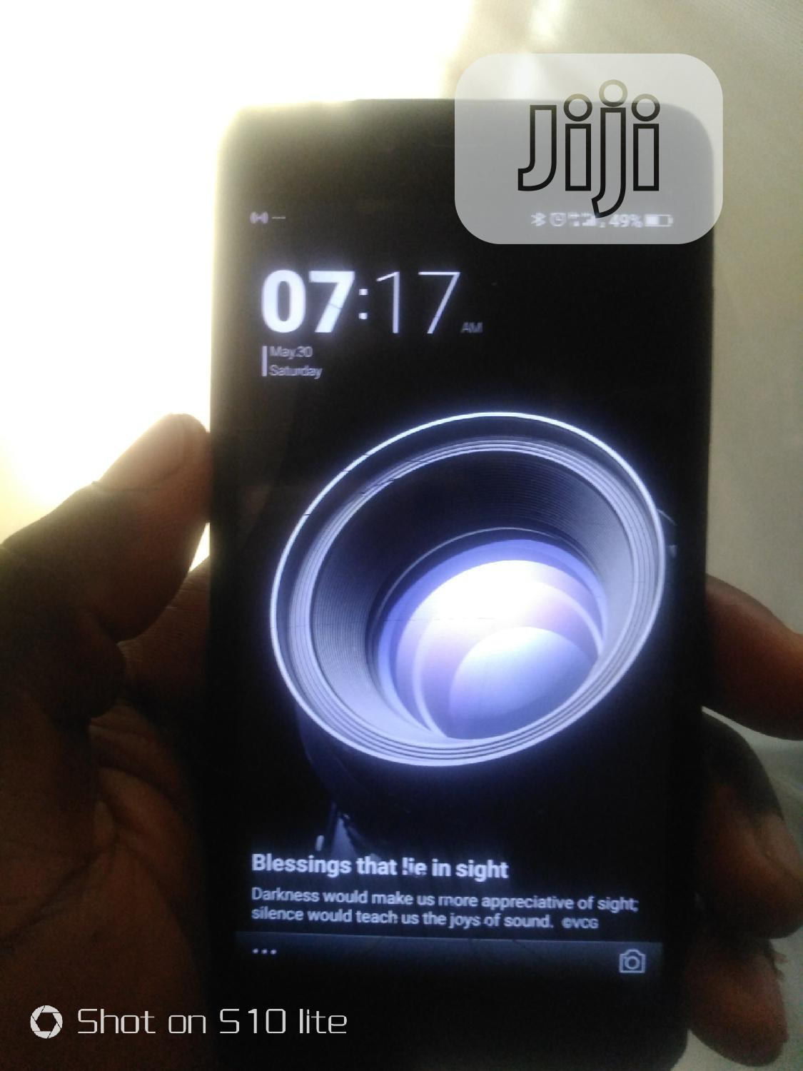 Gionee P8w 16 GB Black | Mobile Phones for sale in Kuje, Abuja (FCT) State, Nigeria