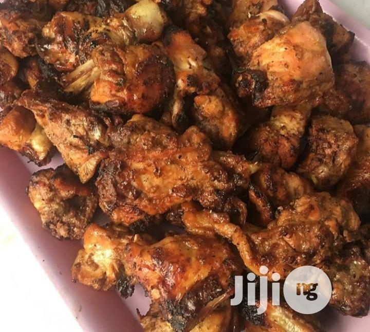 Archive: Small Chops And Grilled Chicken