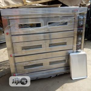 High Quality 9 Tray Oven Gas | Industrial Ovens for sale in Lagos State, Ojo