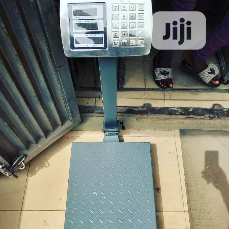 300kg Digital Scale | Store Equipment for sale in Ojo, Lagos State, Nigeria