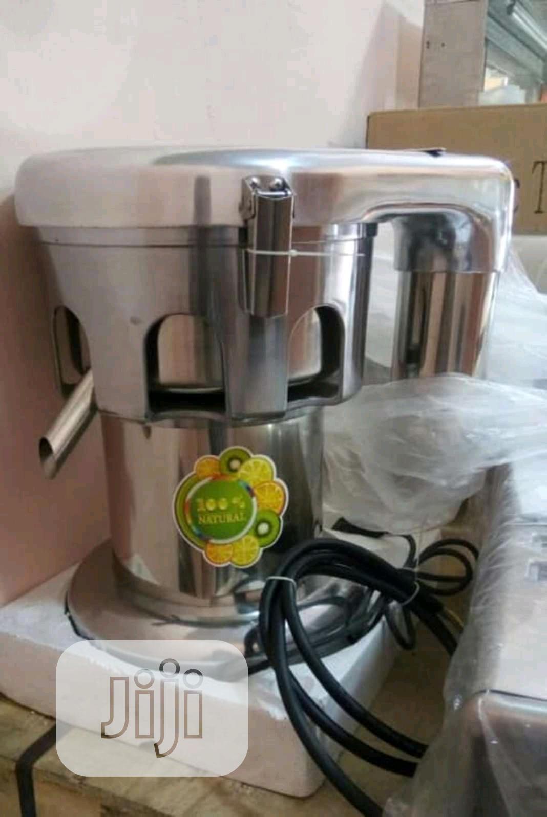 Juice Extract Machine