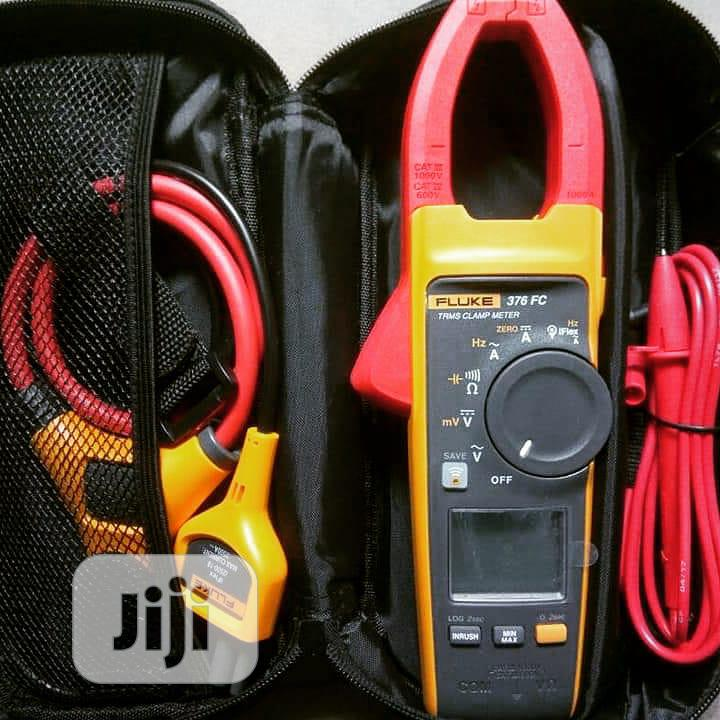 376 AC-DC Digital Clamp Meter | Measuring & Layout Tools for sale in Ojo, Lagos State, Nigeria
