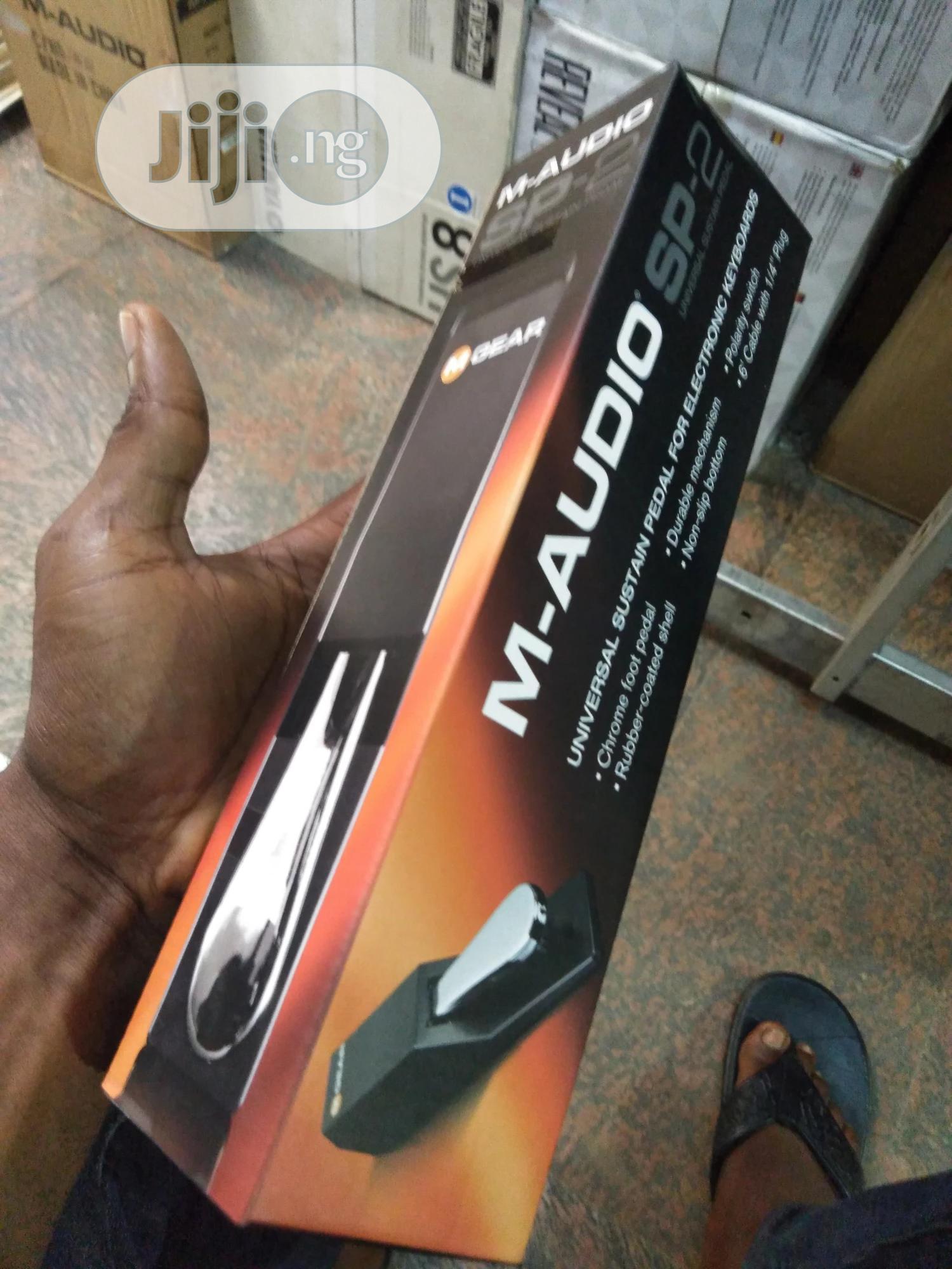M-audio Digital Sustain Pedal Sp-2 | Audio & Music Equipment for sale in Amuwo-Odofin, Lagos State, Nigeria