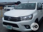 Toyota Hilux 2018 SR 4x4 White   Cars for sale in Rivers State, Port-Harcourt