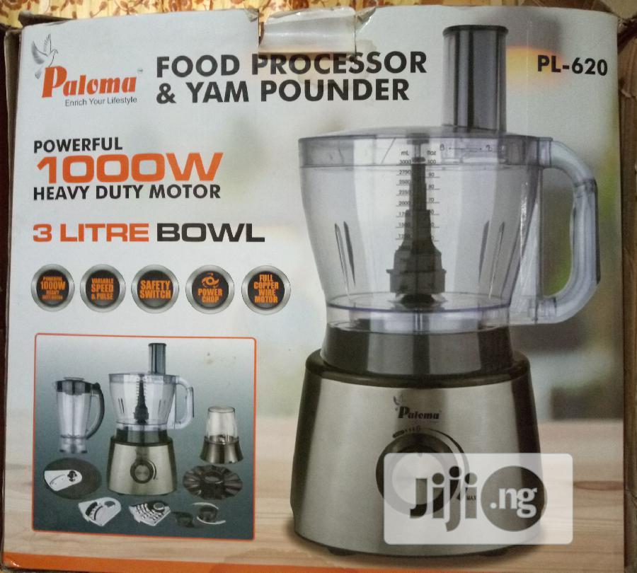 Paloma Food Processor Yam Pounder Big Size