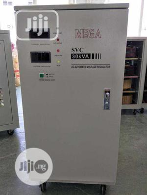 Mega Single Phase 30kva Stabilizer   Electrical Equipment for sale in Lagos State, Ojo