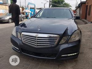 Mercedes-Benz E350 2011 Blue | Cars for sale in Lagos State, Surulere