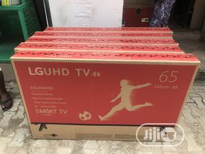 """LG 65"""" 4K Uhd Smart TV   TV & DVD Equipment for sale in Lagos State, Lekki"""