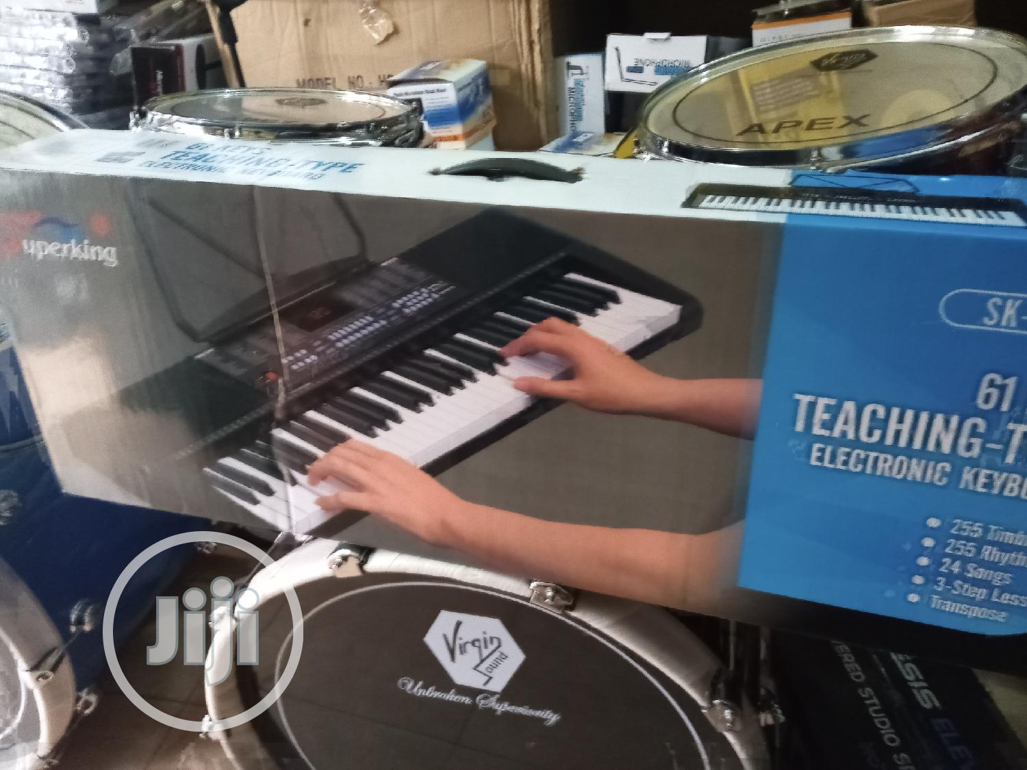 5 Octave Keyboard | Musical Instruments & Gear for sale in Ajah, Lagos State, Nigeria