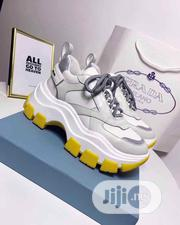 Classy PRADA Canvas   Shoes for sale in Lagos State, Ifako-Ijaiye