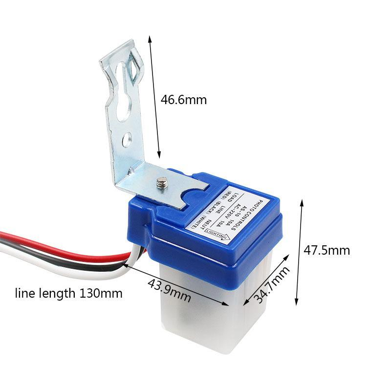 Photocell 220v And Dc 48v Sensor | Electrical Equipment for sale in Lagos Island, Lagos State, Nigeria