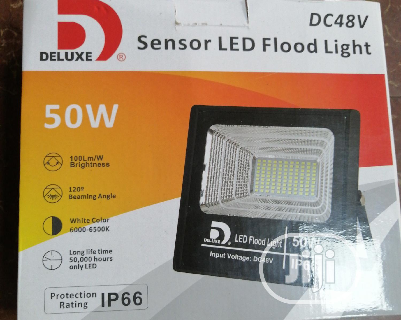 Dc 48v 50w Security Ligth
