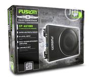 FUSION CP-AS1080 8-inch 600W Slim Amplified Car Subwoofer | Vehicle Parts & Accessories for sale in Lagos State, Lekki Phase 2
