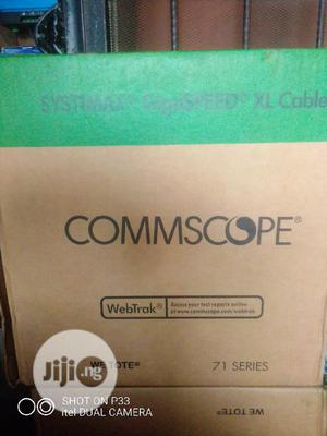 Commscope Cat6 Cable   Accessories & Supplies for Electronics for sale in Lagos State, Ikeja