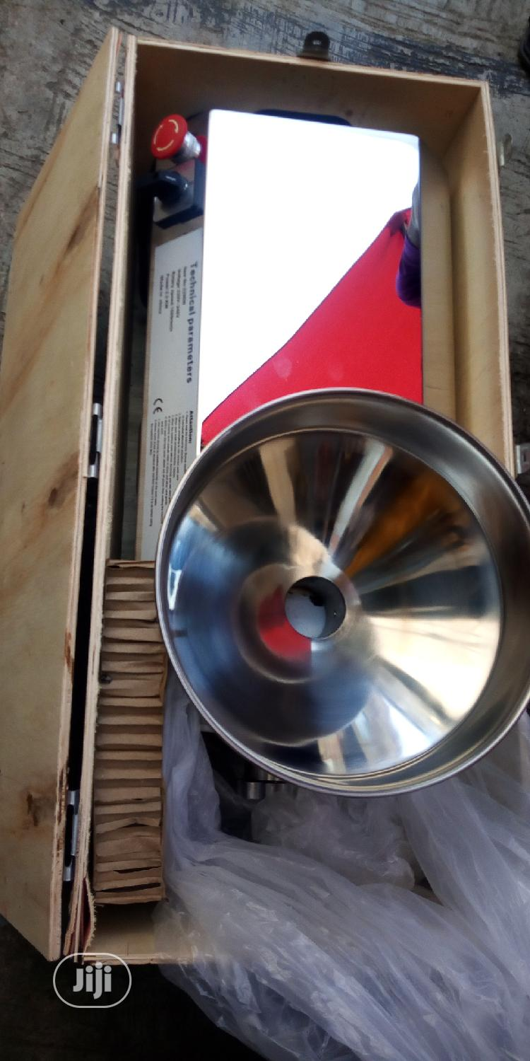 Original Stainless Steel 3000kw Dry Grinder | Manufacturing Equipment for sale in Ojo, Lagos State, Nigeria
