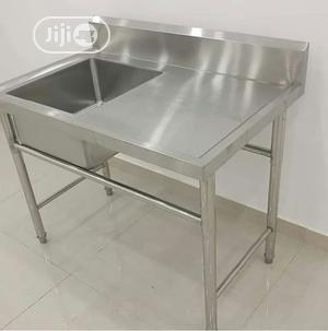 Stainless Steel Commercial Sink | Restaurant & Catering Equipment for sale in Lagos State, Ojo