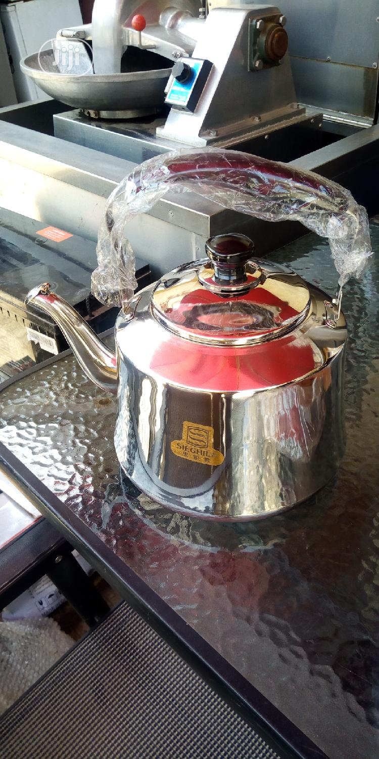 High Quality Whistle Blower Kettle | Kitchen Appliances for sale in Ojo, Lagos State, Nigeria