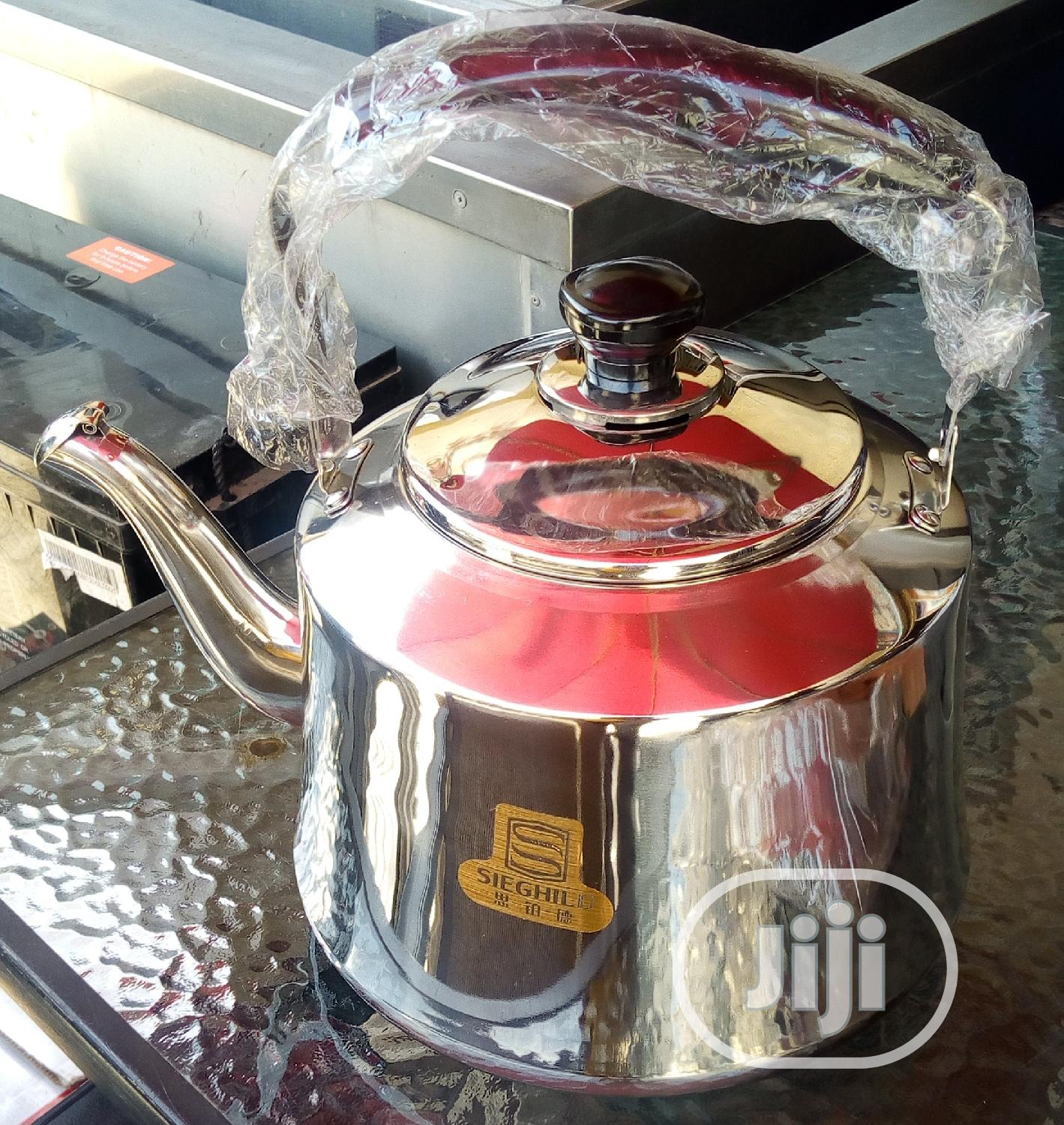 High Quality Whistle Blower Kettle