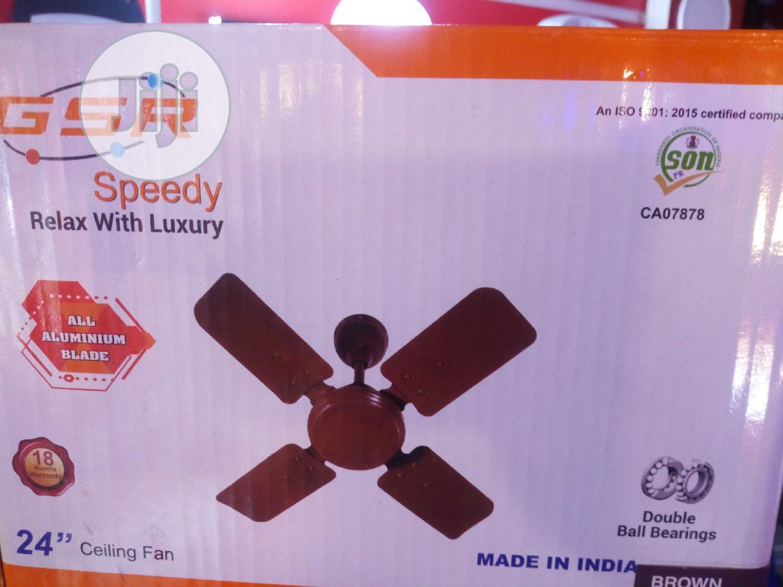 Haustrom Ceiling Fan