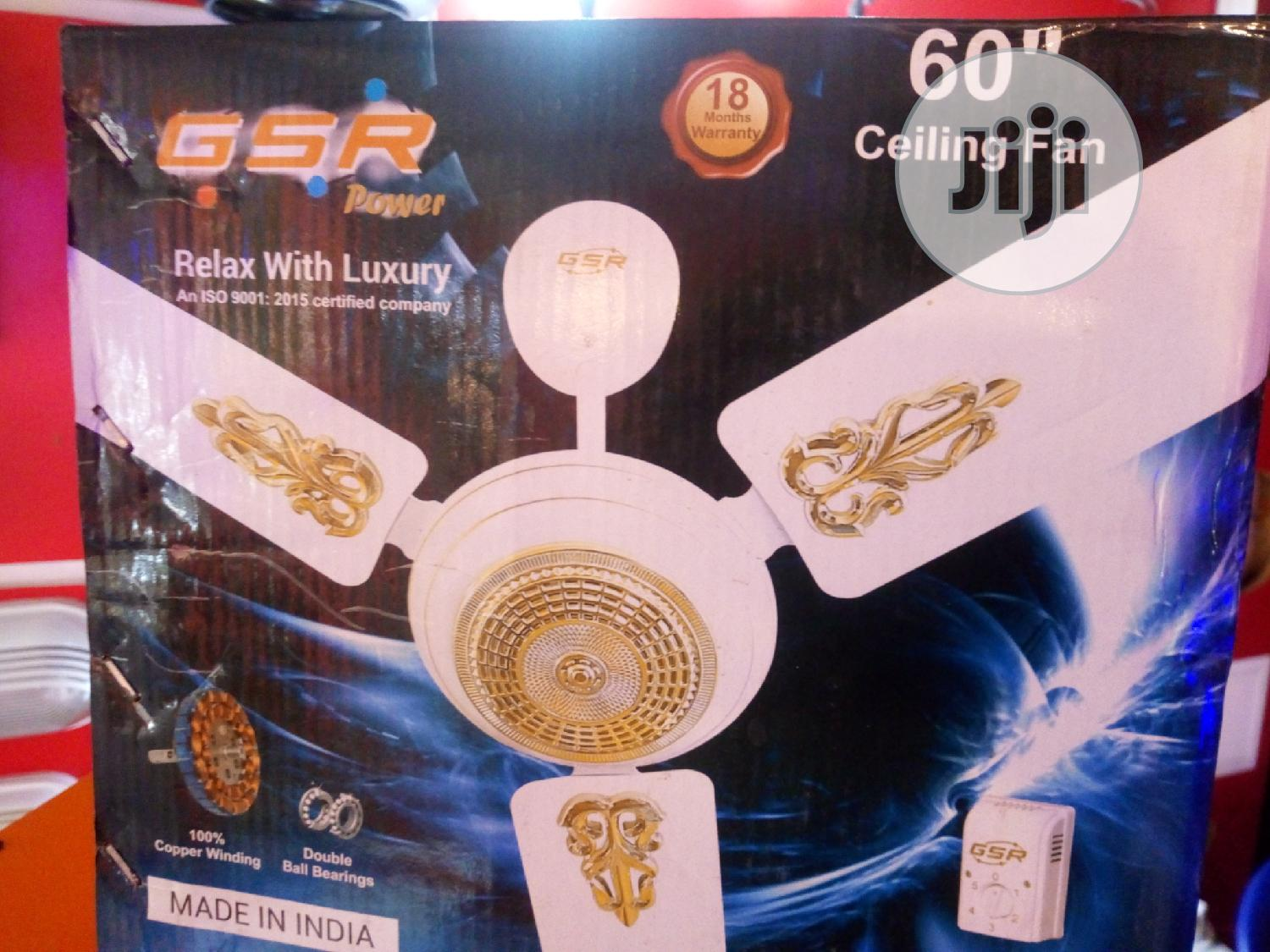 Haustrom Ceiling Fan | Home Appliances for sale in Victoria Island, Lagos State, Nigeria