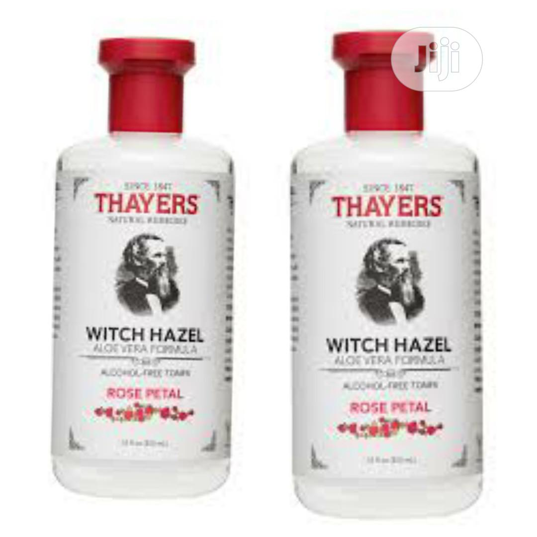 Thayers Witch Hazel Cleanser