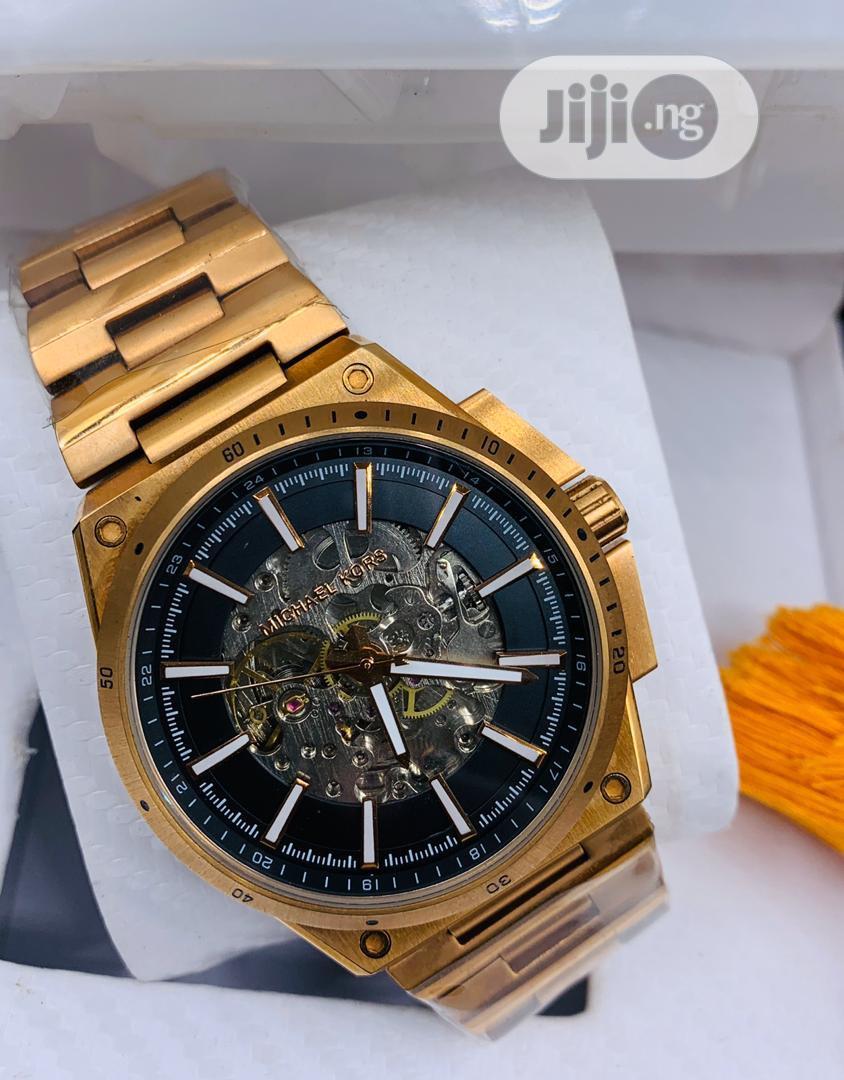 Micheal Kor'S Wrist Watch