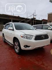 Toyota Highlander Sport 2008 White | Cars for sale in Lagos State, Ajah