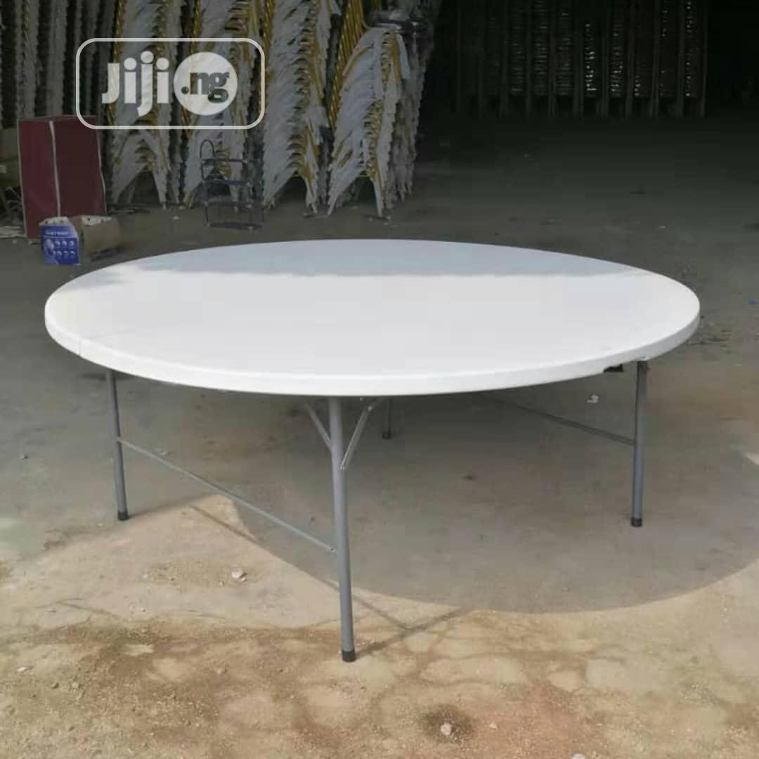 Archive: Plastic Restaurant/Event Tables