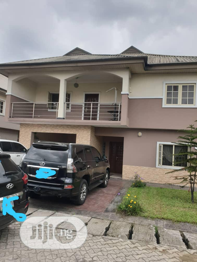 Duplex In Shell Estate Rumigbo Port Harcourt