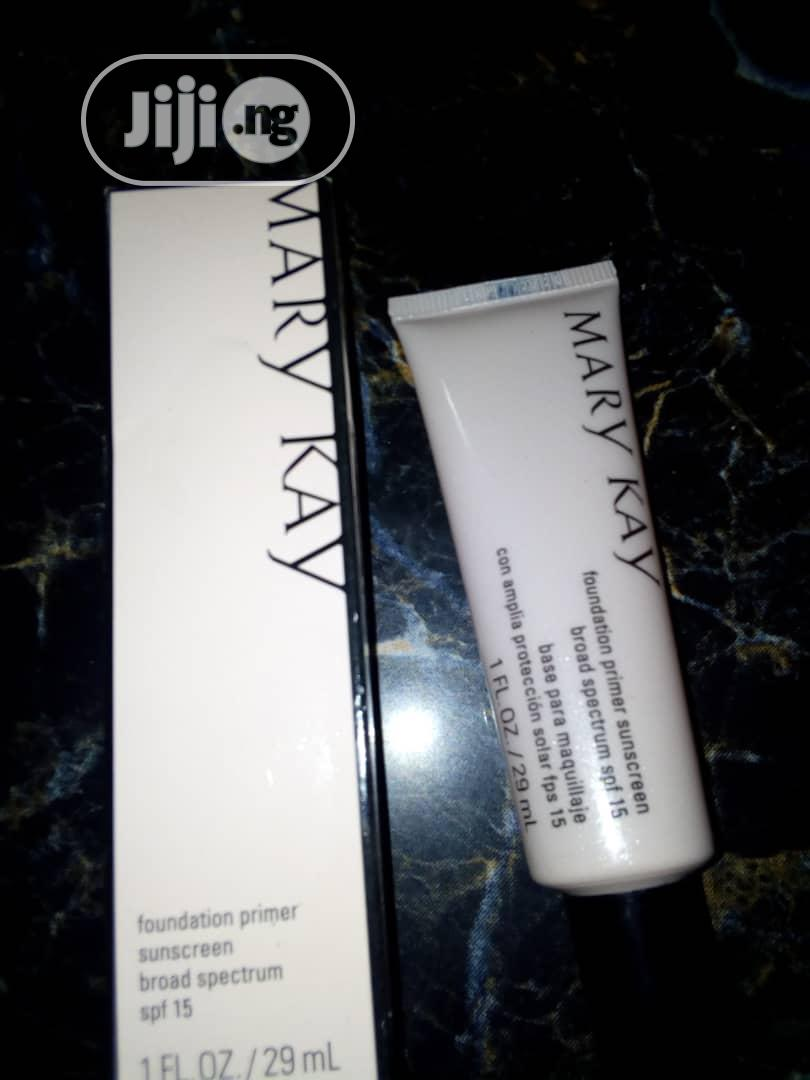 Archive Mary Kay Foundation Primer In Calabar Makeup John Frank Jiji Ng