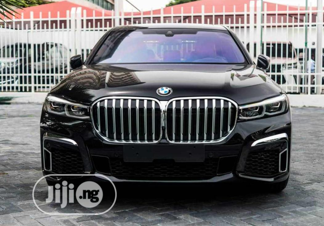 Archive New Bmw 7 Series 2020 Black In Gwarinpa Cars Ib Topnotch Enterprise Jiji Ng