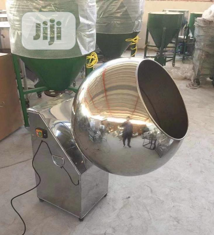 Original Stainless Steel Industrial Coating Machine   Restaurant & Catering Equipment for sale in Ojo, Lagos State, Nigeria