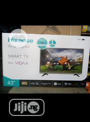 "Hisense 43"" Smart Television | TV & DVD Equipment for sale in Lagos State, Alimosho"