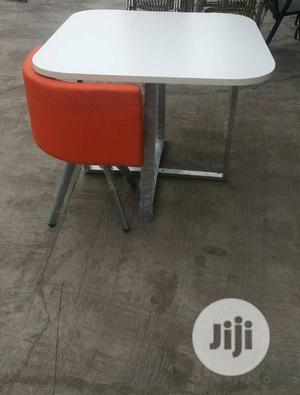 Standard Multipurpose Set of Chair/Table   Furniture for sale in Lagos State, Ojo
