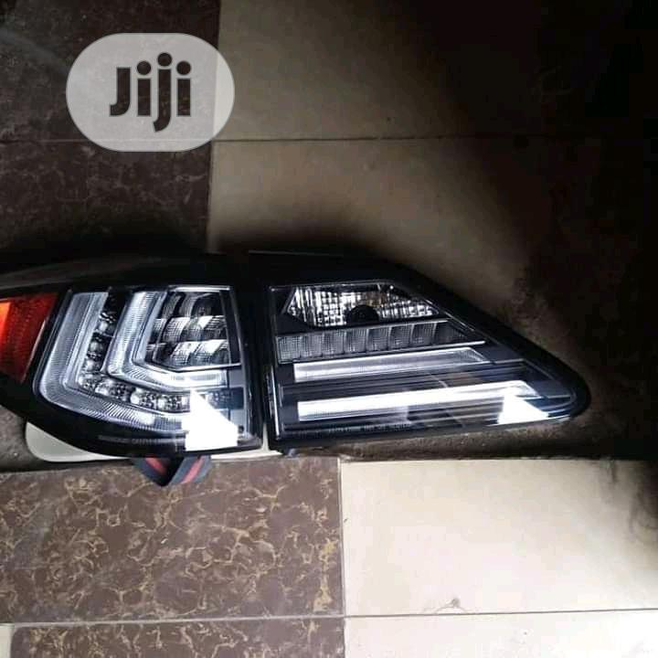 Lexus RX350 Back Light 2015