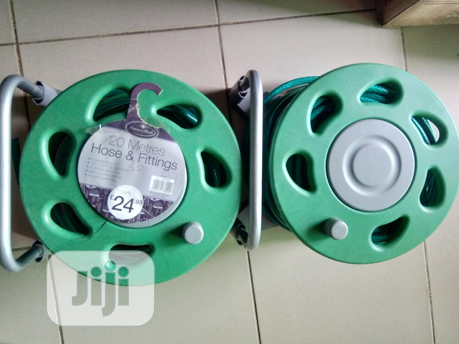 20 Meters Hose With Fittings