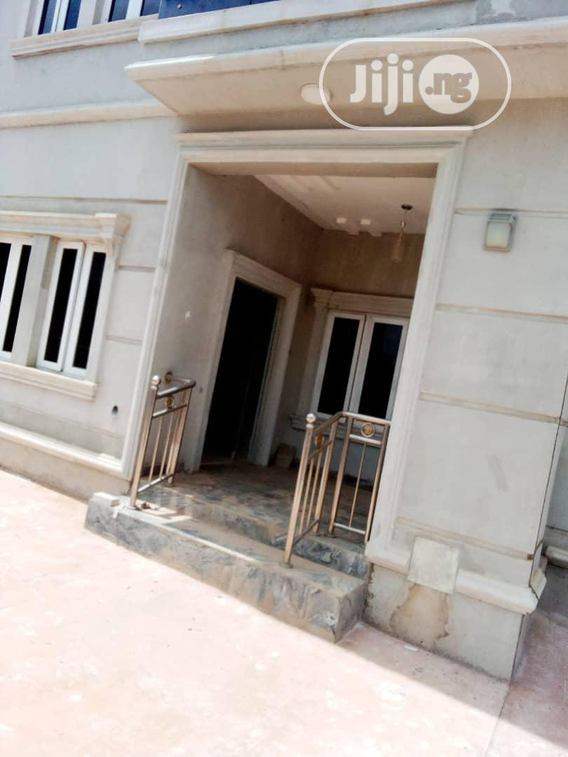 4 Bedroom Fully Detached Duplex With Bq For Sale