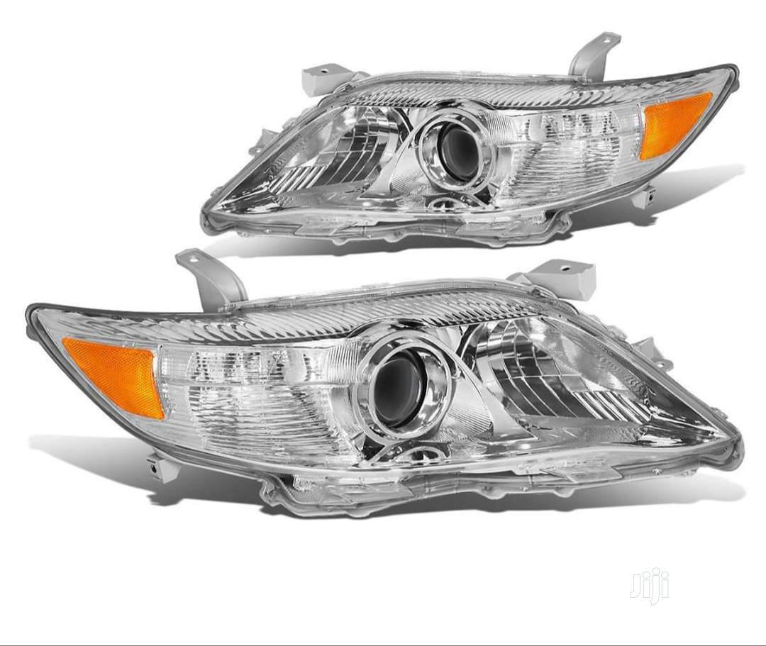 Headlamp For Toyota Camry 2010 Model.