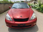 Lexus ES 2002 300 Red | Cars for sale in Lagos State, Agege